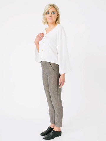 Papercut Patterns: Twist Pants Sewing Pattern