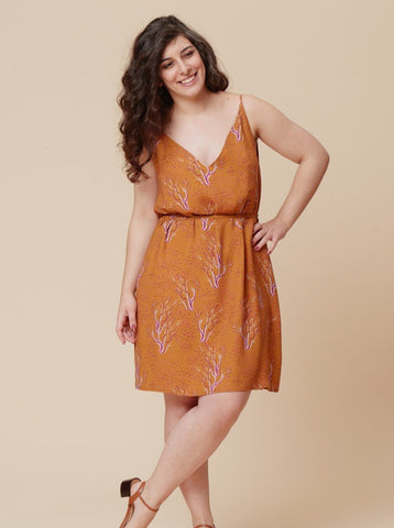 Deer & Doe: Pensee Dress Sewing Pattern