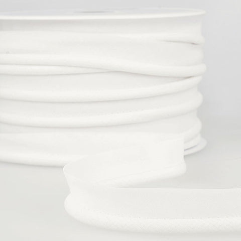 Polycotton Flanged Trim: 18mm