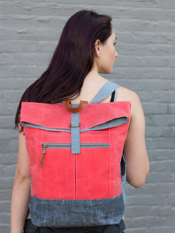 Noodlehead: Range Backpack Sewing Pattern