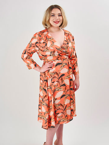 Sew Over It: Eve Dress Sewing Pattern