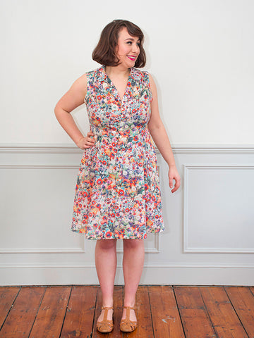 Sew Over It: Vintage Shirt Dress Sewing Pattern