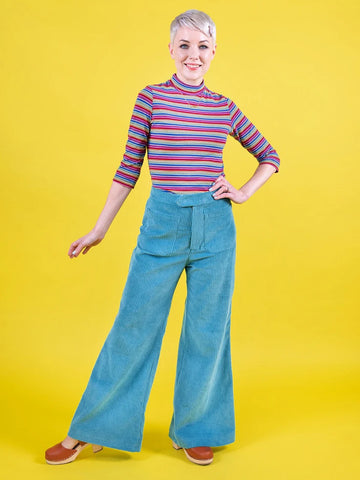 Tilly and the Buttons: Jessa Trousers & Shorts Sewing Pattern