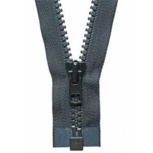 YKK Vislon Heavyweight Open Ended Zip - Black (580)
