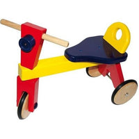 Medium Wooden Kids Tricycle-Trike