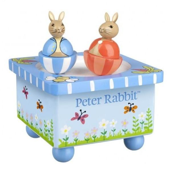 Peter Rabbit Music Box by Orange Tree Toys