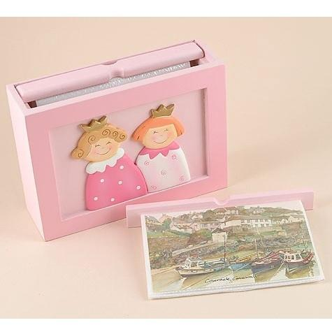 Princess Wooden Photo box