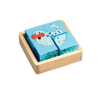 Fair Trade Sea Block Puzzle