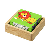 Fair Trade Jungle Block Puzzle