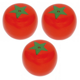 Wooden Play Food - 3 Tomatoes