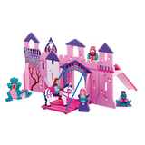 Fair Trade Fairytale Castle Playscene by Lanka Kade