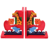 Fair Trade Noah's Ark Bookends by Lanka Kade
