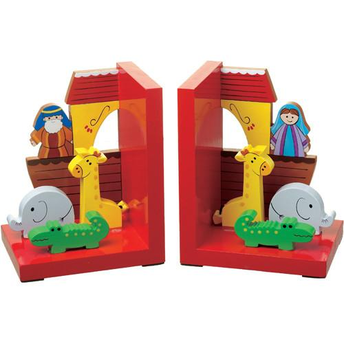 Noah's Ark Bookends by Orange Tree Toys