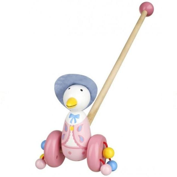 Push-Along Jemima by Orange Tree Toys