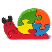 Supersize Snail Jigsaw by Orange Tree Toys