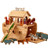 Fair Trade Junior Deluxe Noah's Ark with Animals