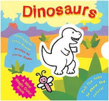 Mini Magic Book: Dinosaurs