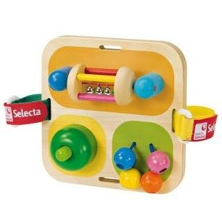 Tavolini Wooden Mini Baby Activity Centre