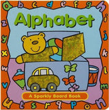 Sparkly Board Book: Alphabet