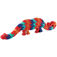 Fair Trade 1-25 Dinosaur Jigsaw by Lanka Kade