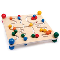 Wooden Motor Activity Board