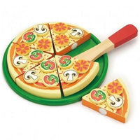 Wooden Take Apart Pizza by Viga