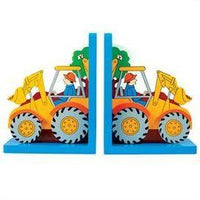Fair Trade Digger Bookends by Lanka Kade