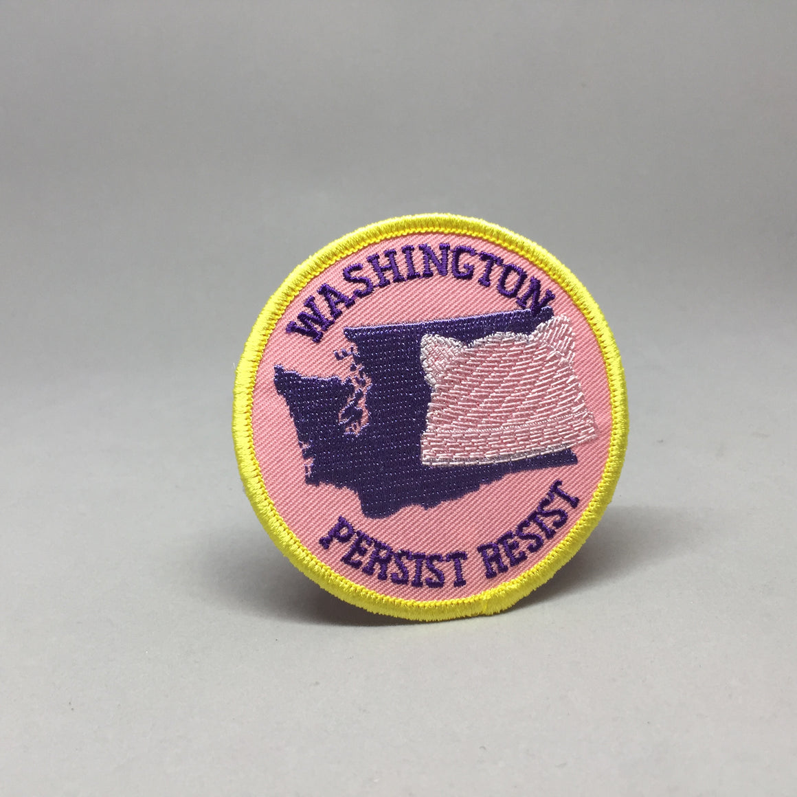 WASHINGTON PERSIST RESIST Patch