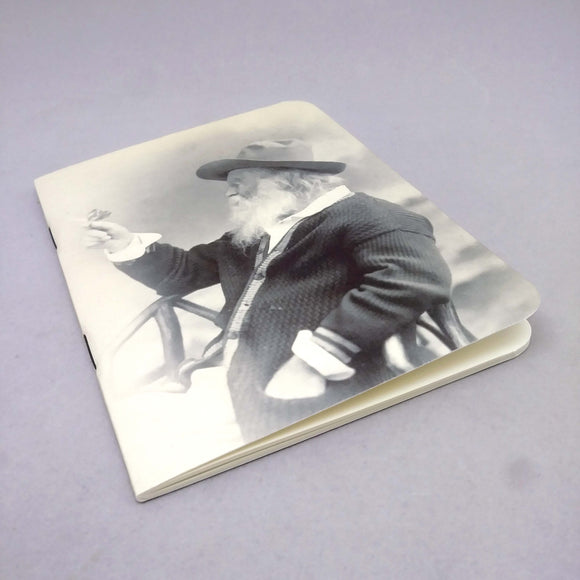 Walt Whitman--Butterfly Joy Pocket Notebook