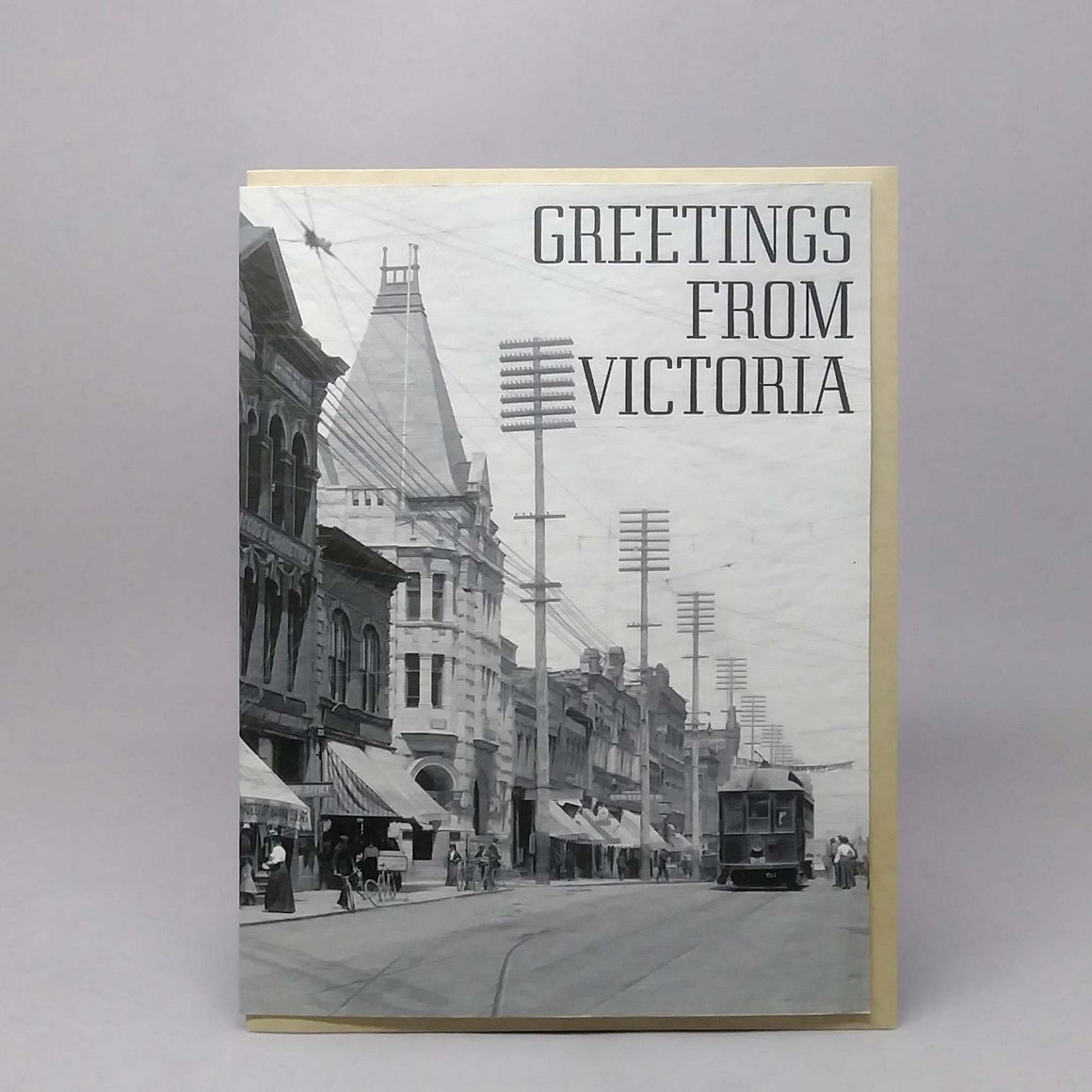 Greetings from Victoria - Vintage