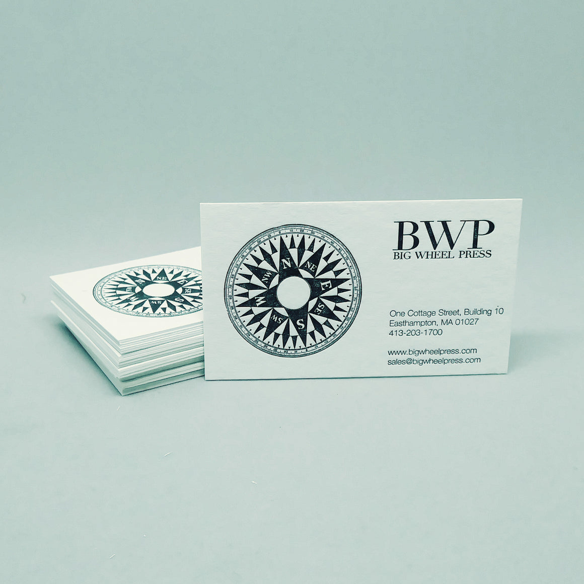 Custom Business Cards - Two Color