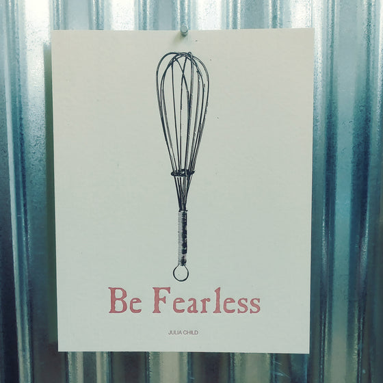 Be Fearless - Broadside
