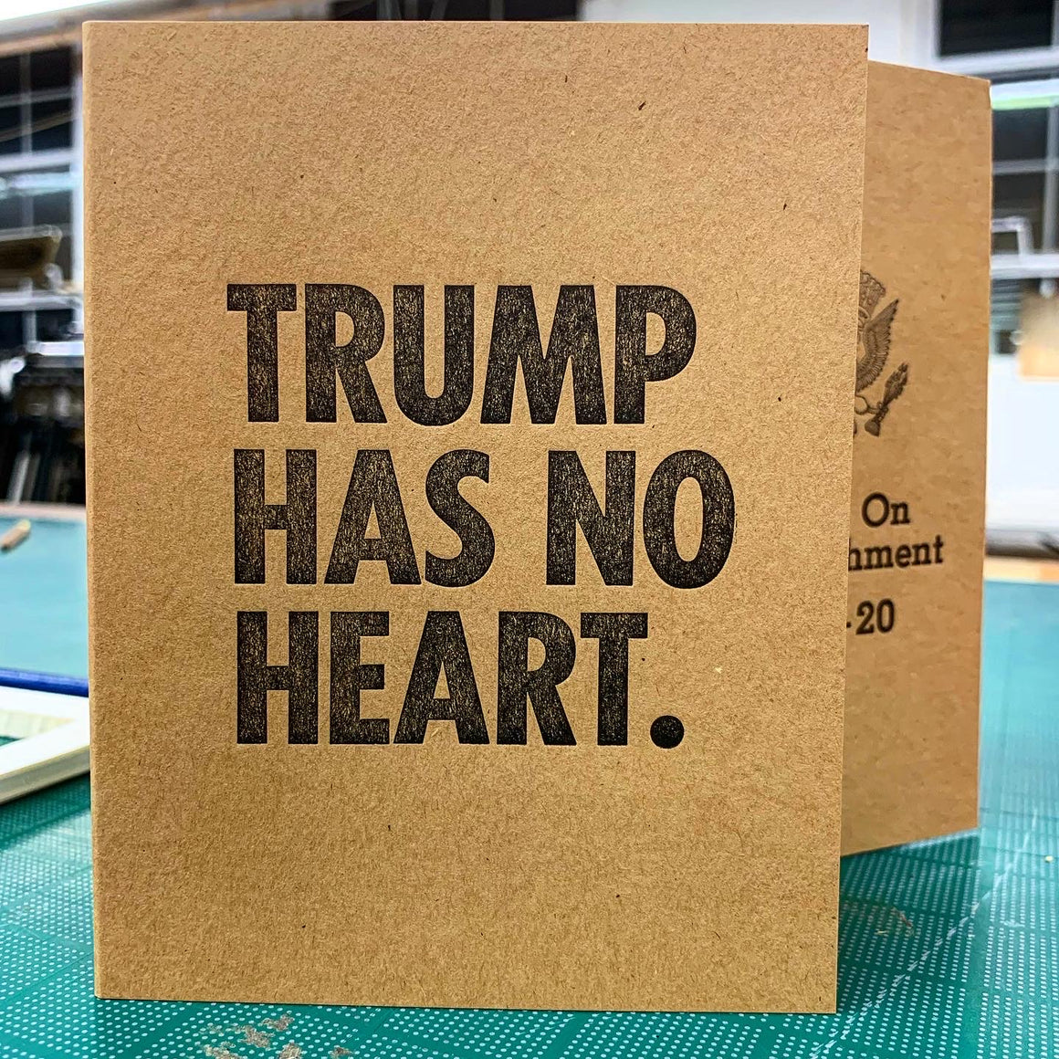 Trump Has No Heart