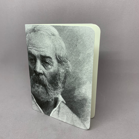 Walt Whitman--Pocket Notebook