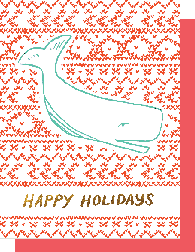 Holiday Whale