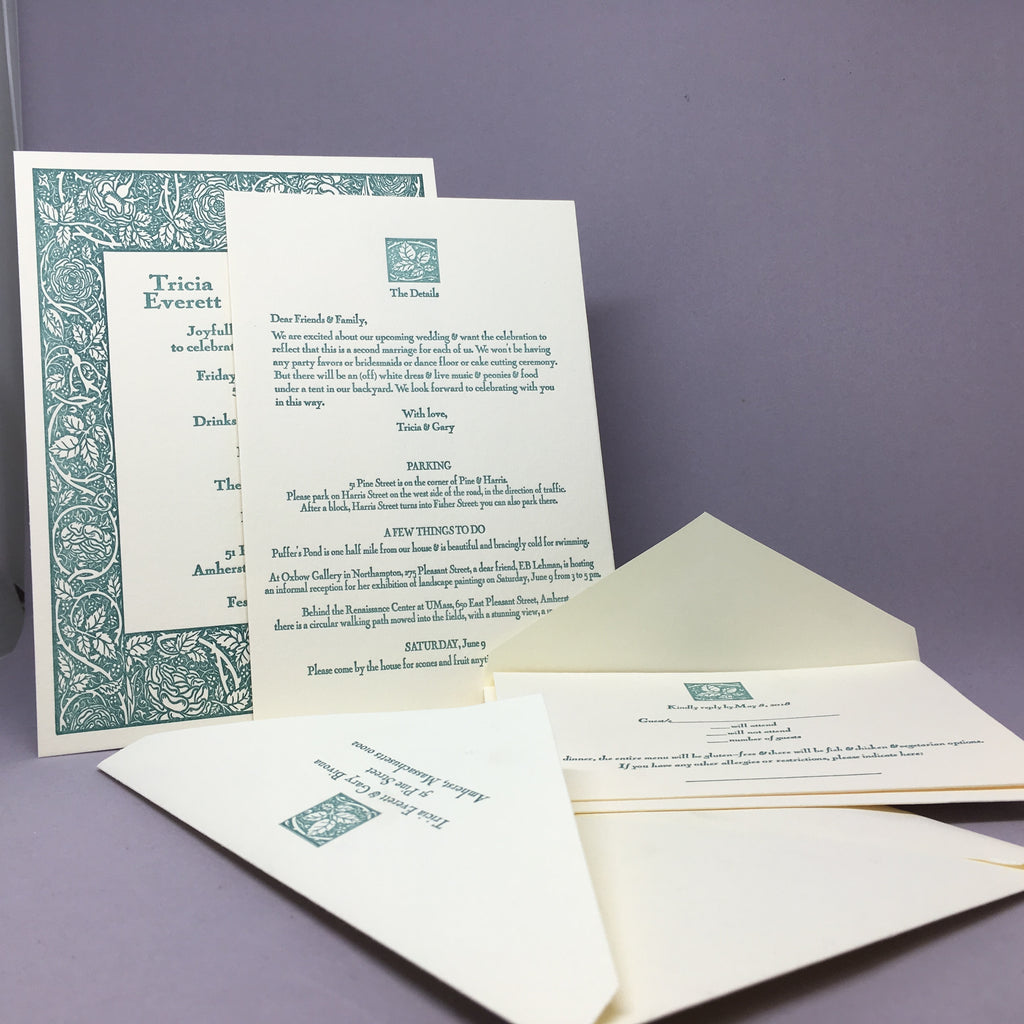 Wedding Invitation Workshop