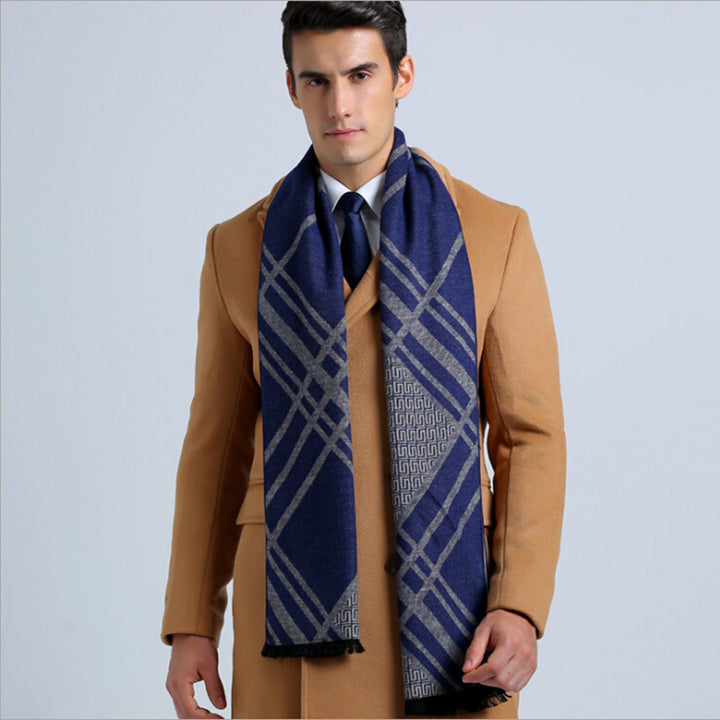 fullxfull listing zoom scarf anlx herringbone grey mens il infinity men delivery wool fast fashion