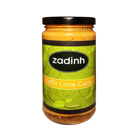 Kaffir Lime Dipping Sauce