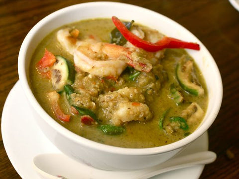 Basil Green Curry