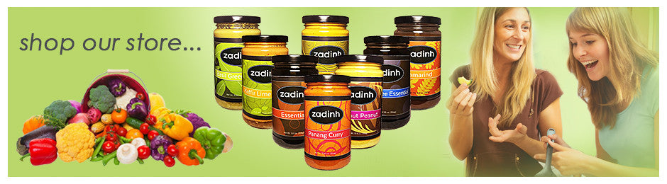 Zadinh Specialty Sauce