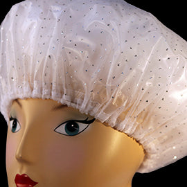 Wedding Night  Shower Cap