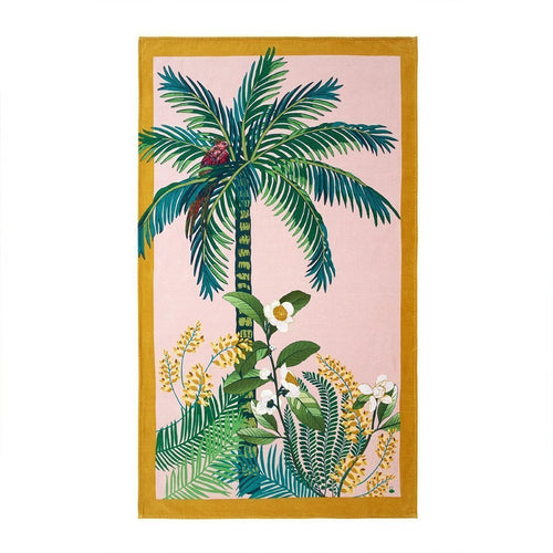 Paradis Beach towel