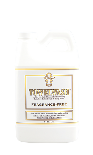Towel Wash Fragrance Free
