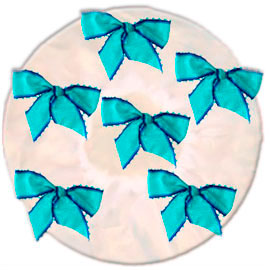 Paradise Island Shower Cap