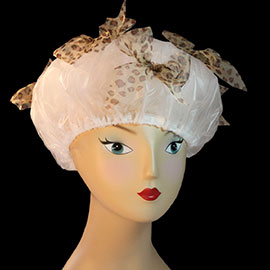 Wild Cats Shower Cap