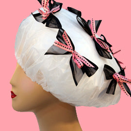 French Maid Shower Cap