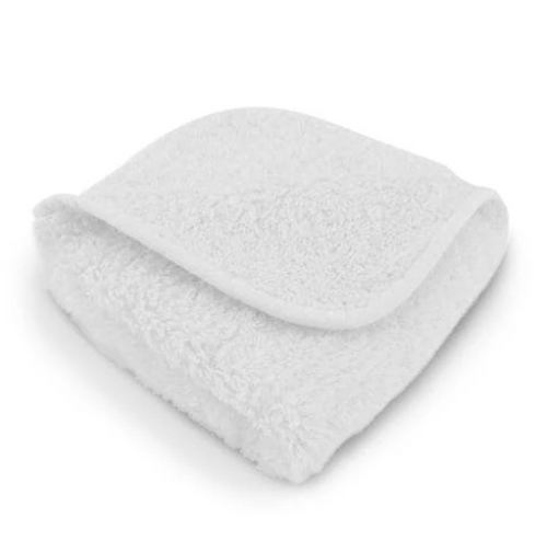 Super pile Guest Towel White