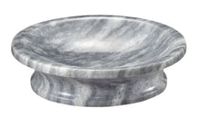 Cloud Gray Marble Soap Dishes