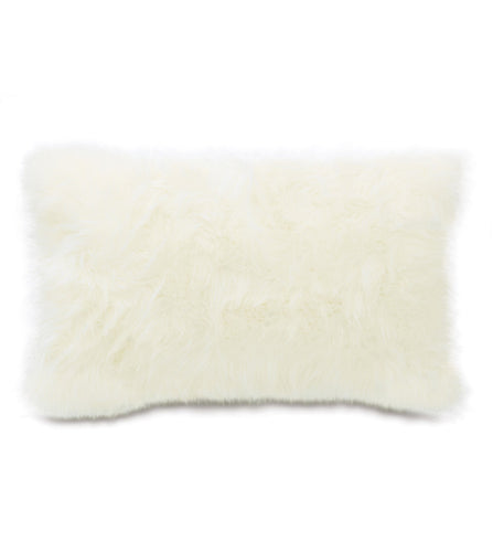 Yolo Ivory Decorative Pillow