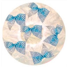 Blue Moon Shower Cap